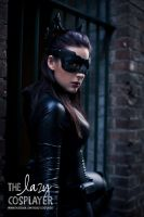 Catwoman-28 by TheLazyCosplayer