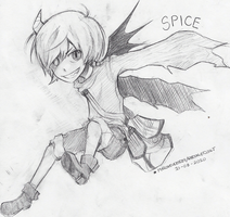 SPICE by pielovesdeidei