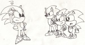Sonic Dimensions? by SmashProX