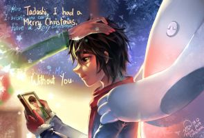 Bighero6- Christmas without you by christon-clivef