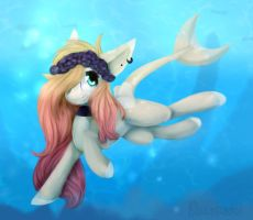 Swim by BlazingCookie717