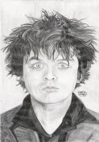 Billie Joe Armstrong by KaddieGreenDayFreak