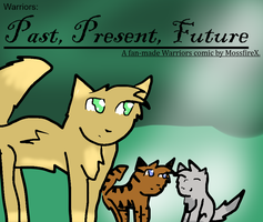 Past, Present, Future - Title Page by MossySparkle