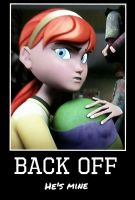 Back Off (Apritello) by LeoLover8