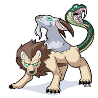 Chimera by rongs1234