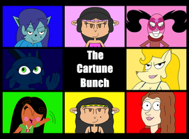 The Cartune Bunch by TheJayster49