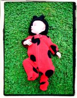 My Little Lady Bug by EsperAqua