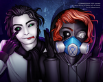 dA Points Commission - Bruce and Jack by lIfExPeRiMeNTs