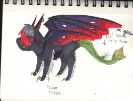 Custom adopt for Blizzardfang123 by XTwilight-SerenityX