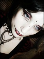 Porcelain Doll by Miss-Zombiie