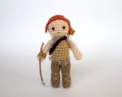 Custom outfit Ygritte by LunasCrafts