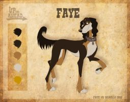Faye - Character Sheet by Skailla