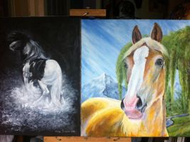 Paintings For Sale by ArtistMaz