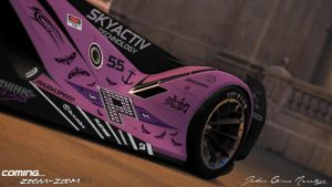 Mazda LM55 vision GT Paige spec teaser by girabyte225-jc-lover