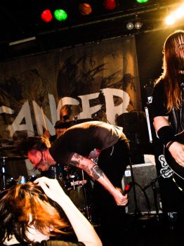 Cancer Bats by xpaper-wings