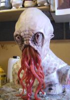 Ood mask by Urban-Spaceman