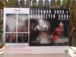 Ultra-Act - Dark Ultra Set Unboxing #5 by SpaceG92