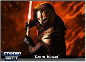Darth Nihilus-by Studio Fett by Studio-Fett
