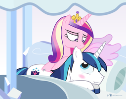 Good Morning, Shining Armor by dm29