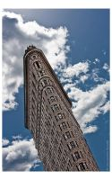 Flat Iron by Lisa-M-T