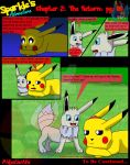 Chapter 2: The Return: pg: 13 by Pikaturtle