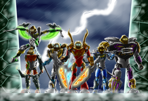 Legends Of Okoto by ToaLittleboehn