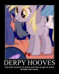 Derpy Hooves First Appearance by Onikage108