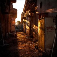 Streets of gold by chilouX