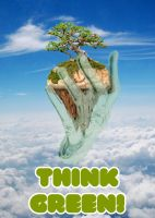 Think green by thefelder