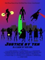Justice by 10 by AWESwanky
