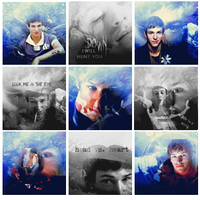 Gaspard Ulliel icons by HayleyGuinevere