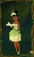 Fairy Version of Tiana by Bluey-bop11