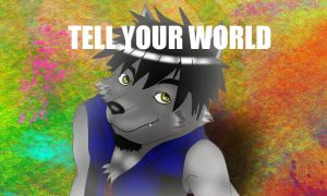 [UTAU]Tell Your World-Beat Okamine[New Voicebank] by Wolf-Okamine