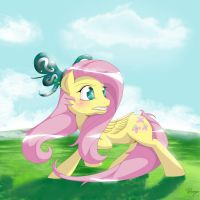 Fluttershy: I must help them by Unnop64