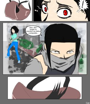 Jet Posse Chronicles Prologue: Page 13 by TeknoFreakGamer