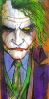 Marker : Grinning Psycho by KidNotorious
