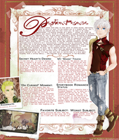 Peyton Prince Bio by Amythest621