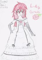 Commission: Lady Grell by Smovegirl