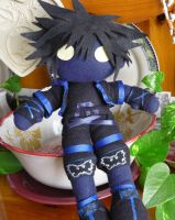 Anti-Sora Plushie by Nikicus