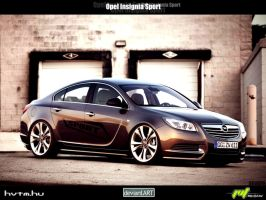 Opel Insignia S by anatre