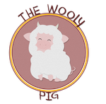 The Wooly Pig Logo by Agirl3003