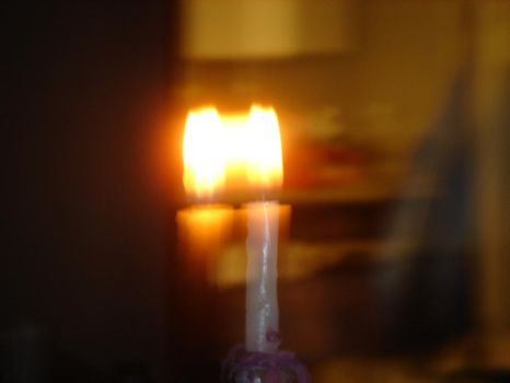 Candle flame 5 by AIperfecta