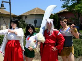 Colossalcon InuYasha by EndOfGreatness