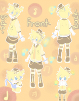 Len new outfit-contest by Matsurika-owo85
