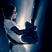 Matthew Bellamy by s-scattered