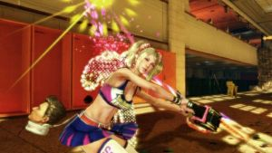 Lollipop Chainsaw by TheRumbleRoseNetwork