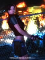 Claire Redfield by PGandara