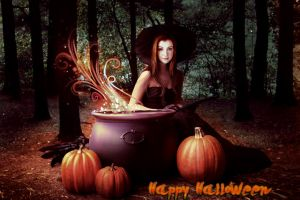 Happy Halloween by inyet