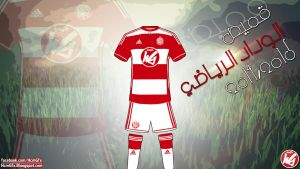 Maillot WAC 2014-2015 by hichamhcm