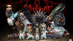 My Slipknot by ilison